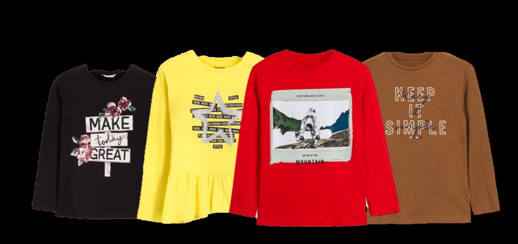 Mayoral camisolas