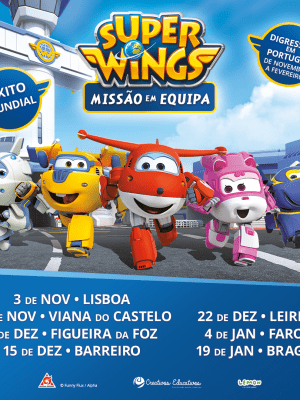 Tour Super Wings