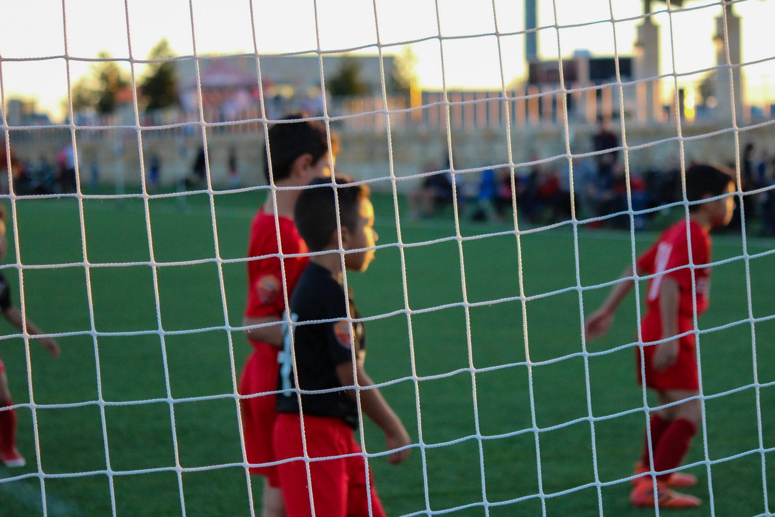 escolinha de futebol