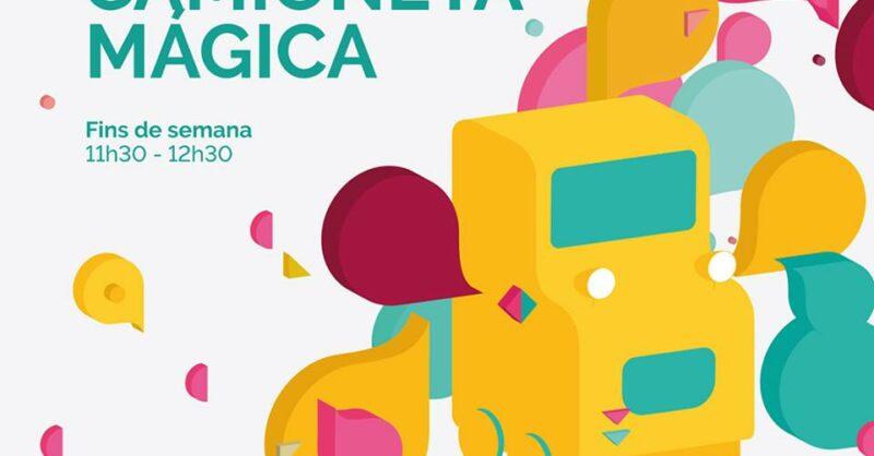 A Camioneta Mágica está de regresso ao Forum Madeira!