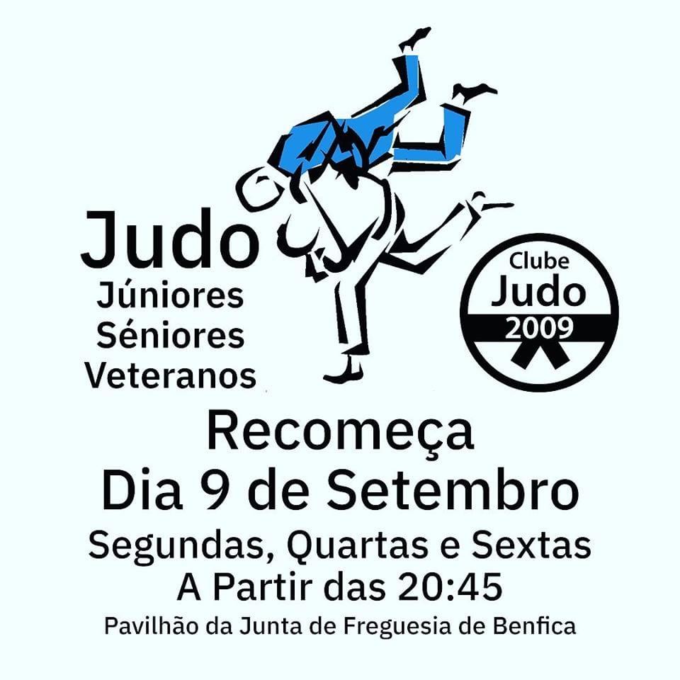 clube de judo 2009