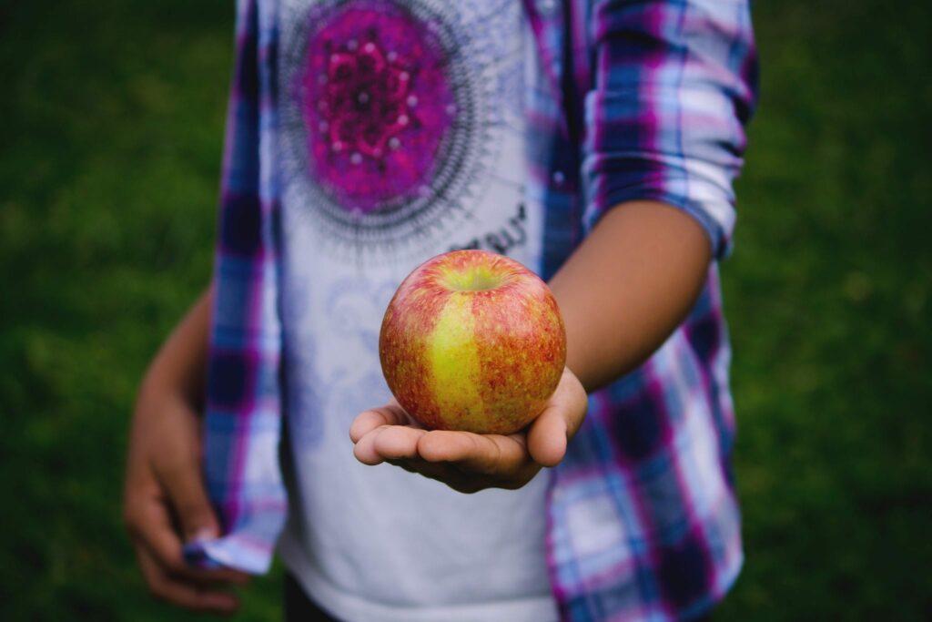 Fruta Nestum