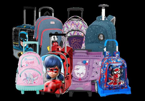 mochilas com rodinhas 2020