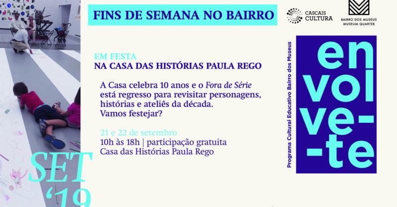 10 anos da Casa das Histórias Paula Rego