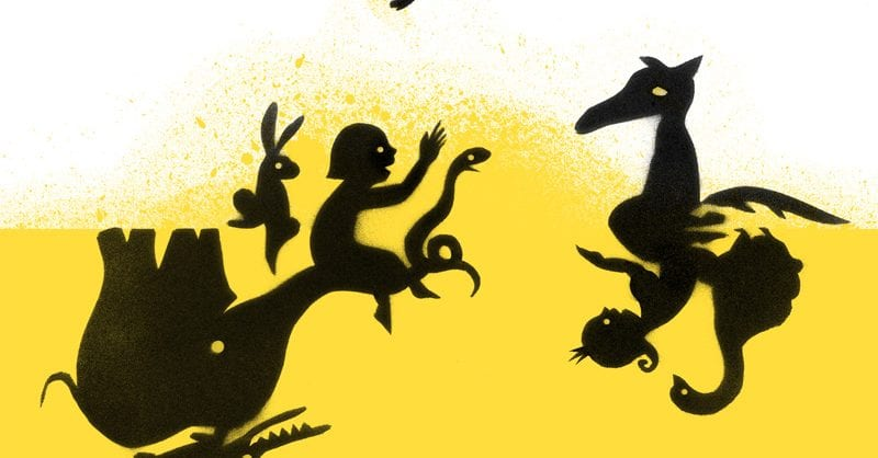 Coucou: Teatro de Sombras e Luz para Bebés