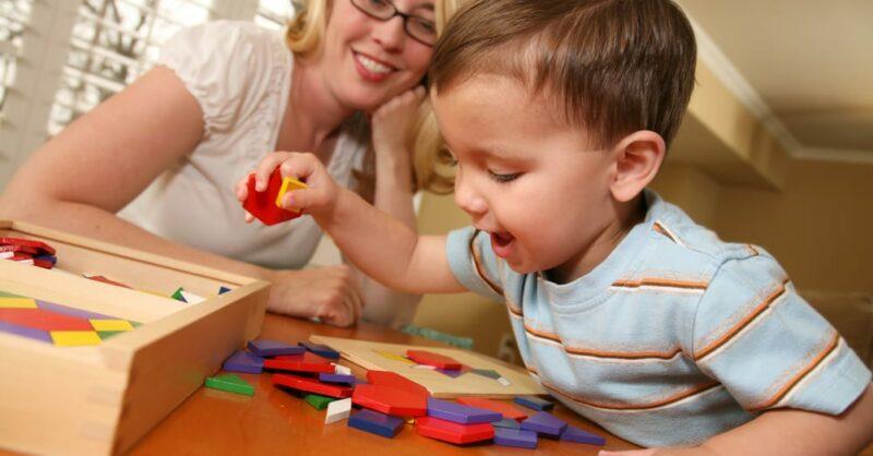 6 formas para incentivar o raciocínio lógico nas crianças
