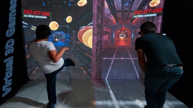 3D games playbowling cascais