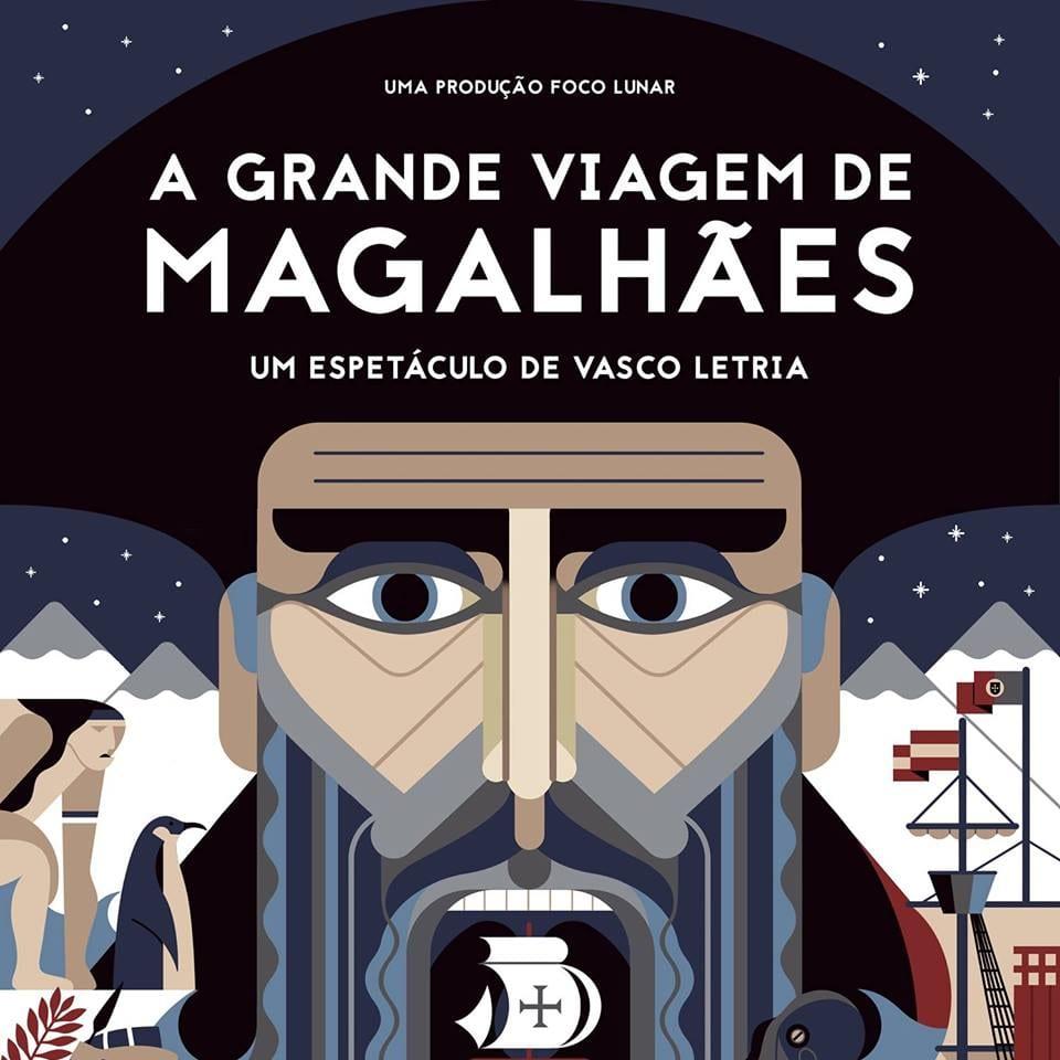 A Grande Viagem de Magalh~es