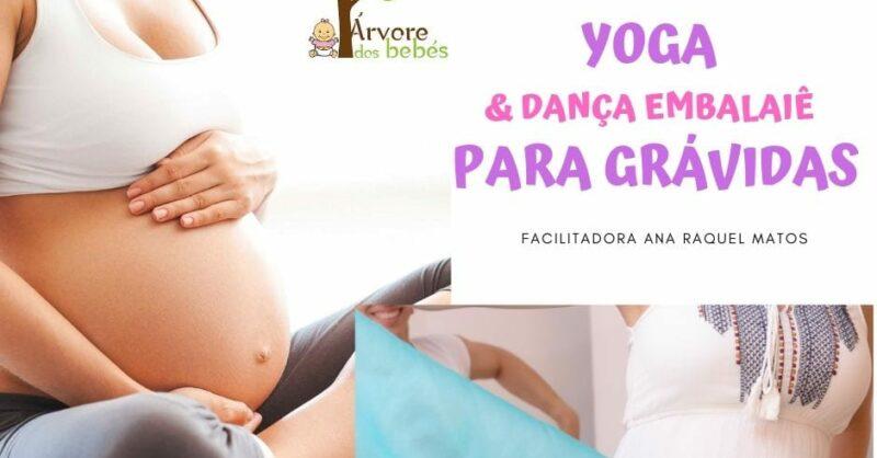 Yoga & Dança Embalaiê para Grávidas