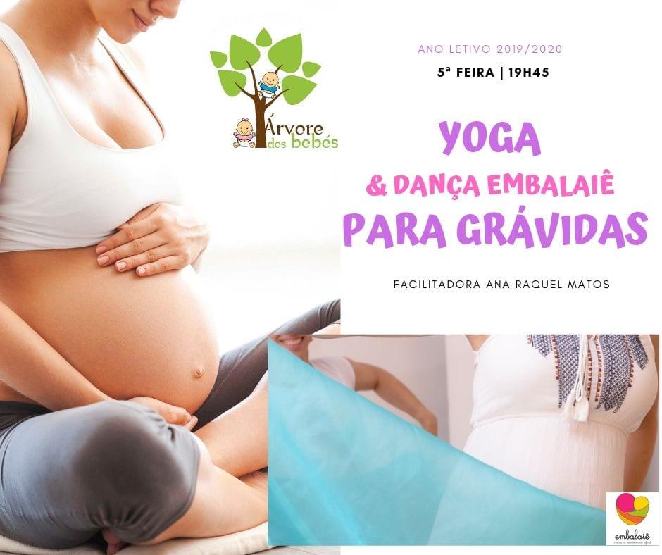 Yoga & Dança Embalaiê Grávidas