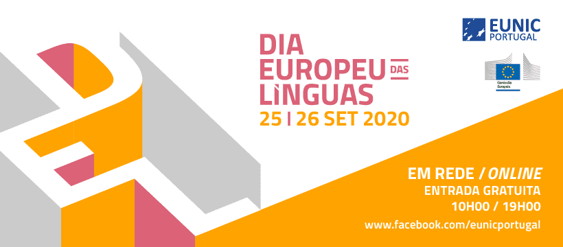 dia europeu das línguas 2020