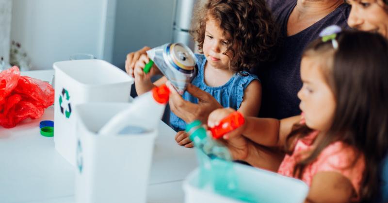 consciência ambiental nas crianças