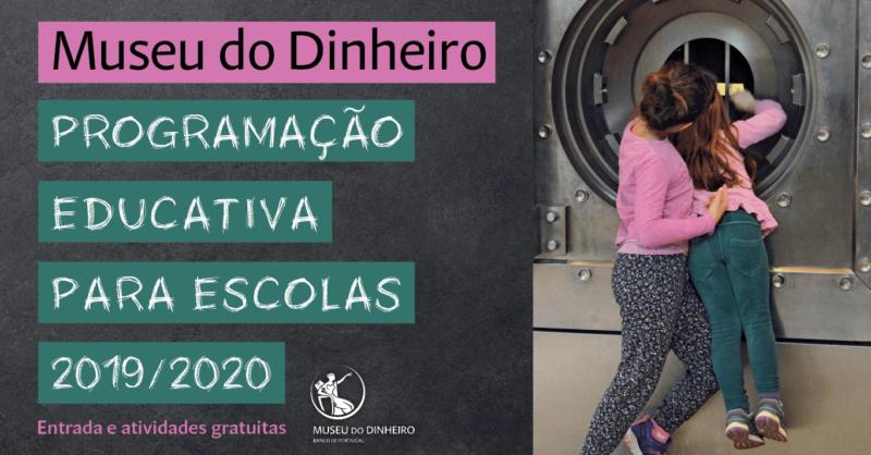 Programa Educativo Museu do Dinheiro 2019/2020