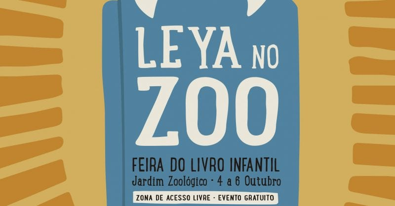 A Feira do Livro Infantil e o Avô Cantigas vão animar as comemorações do Dia do Animal no Jardim Zoológico