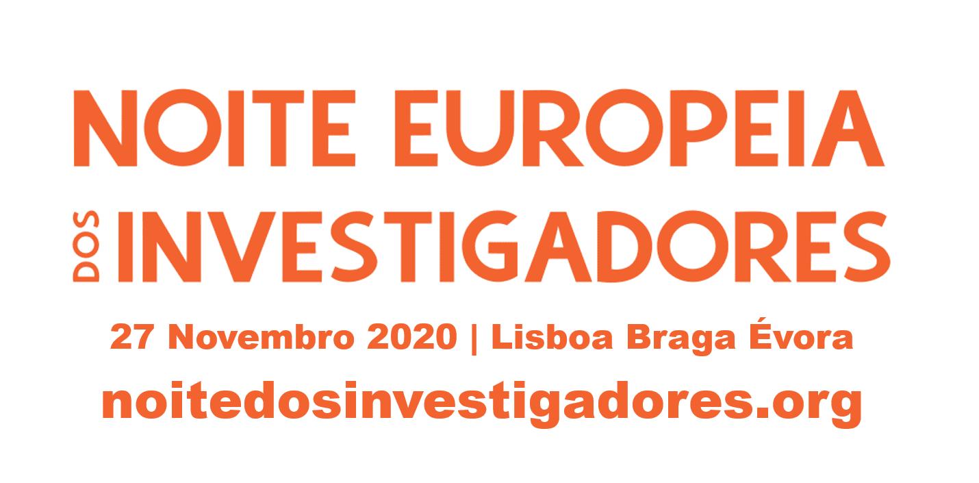 Noite Europeia dos Investigadores 2020
