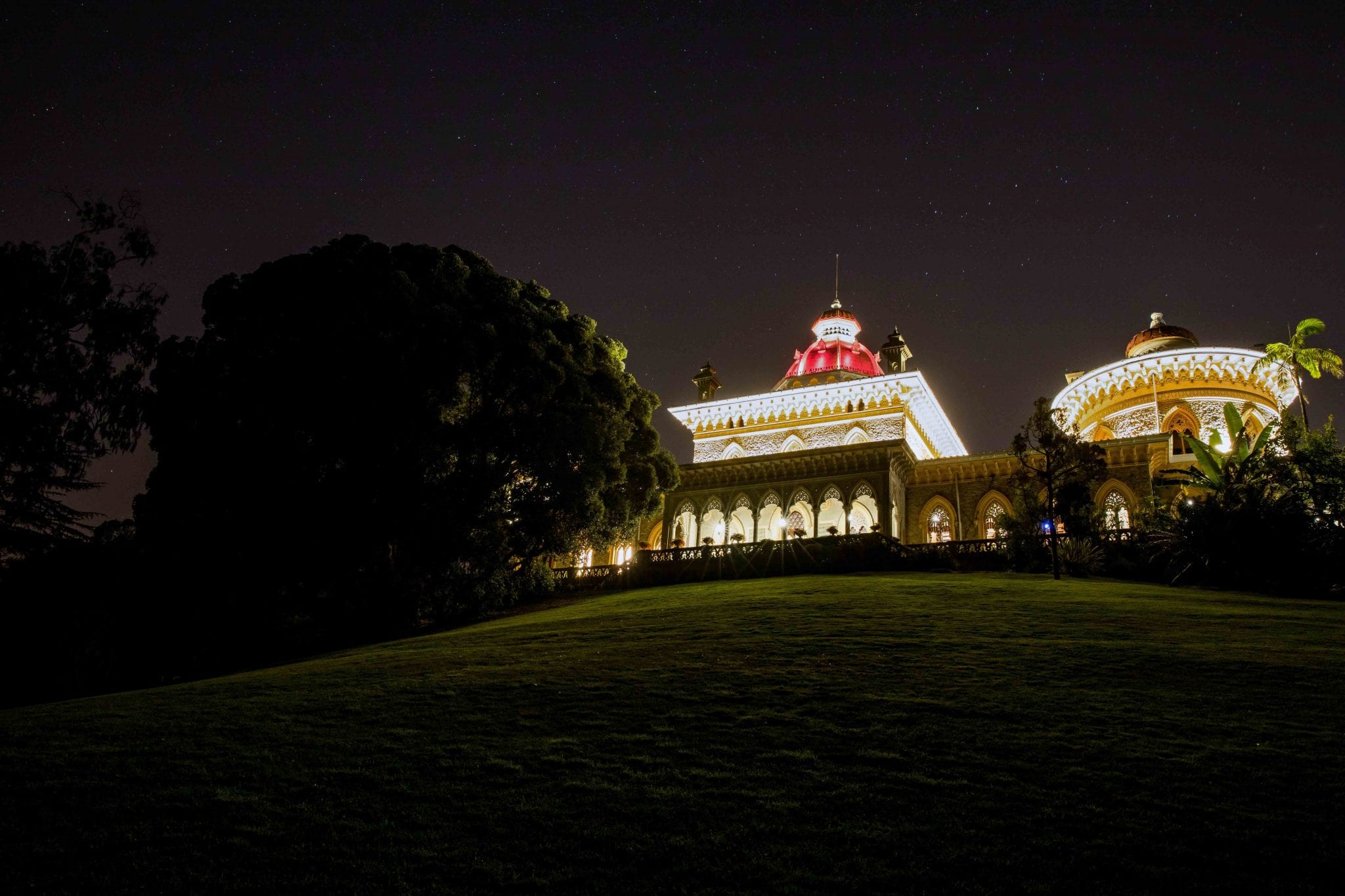 Palacio _de_Monserrate_a_noite_creditos_PSML_LuisDuarte