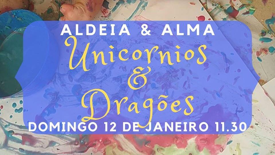 Unicórnios e Dragões