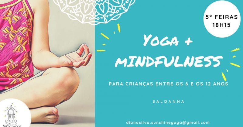 Yoga & Mindfulness para Crianças no Saldanha