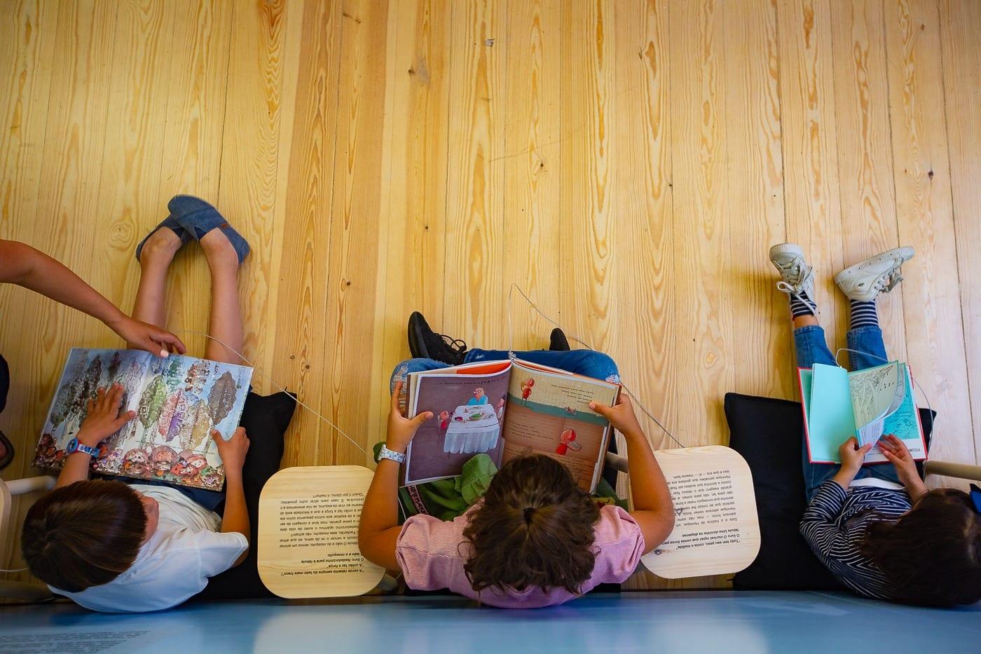 biblioteca do público