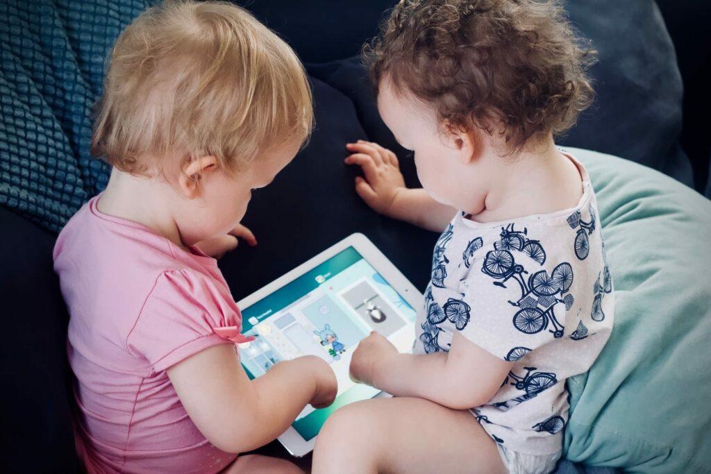 ensinar a partilhar