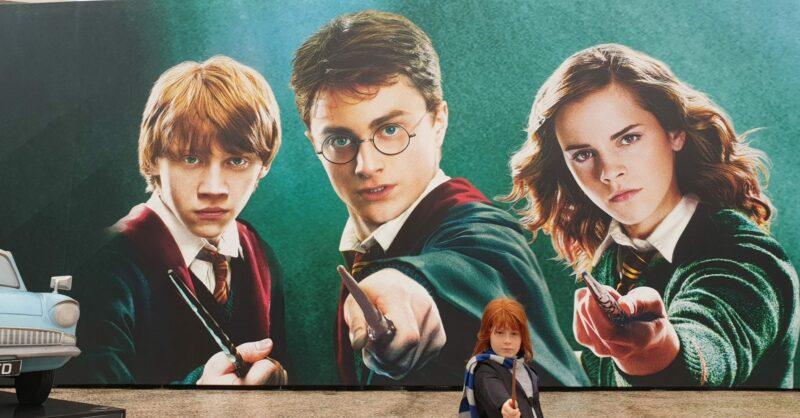 TEMPORARIAMENTE ENCERRADA – Exposição Harry Potter: Hogwarts, afinal, fica em Lisboa!
