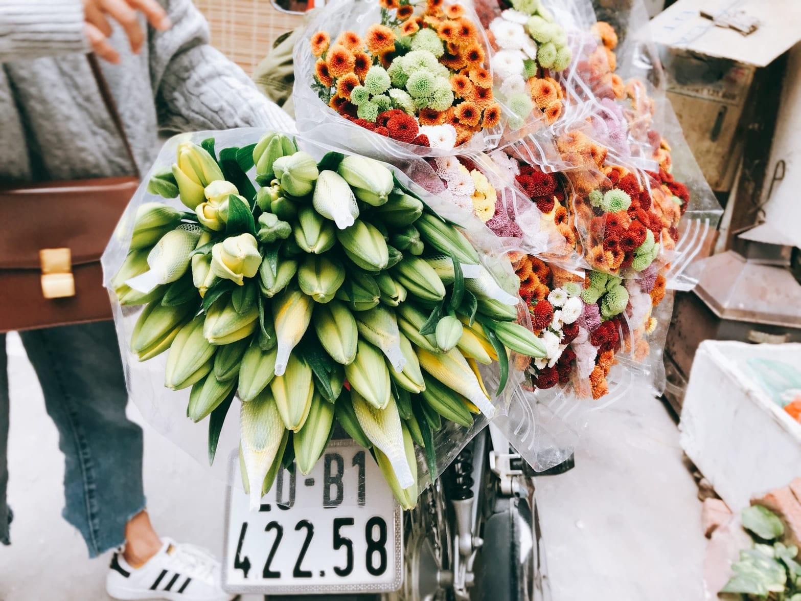 flores ao domícilio endesa