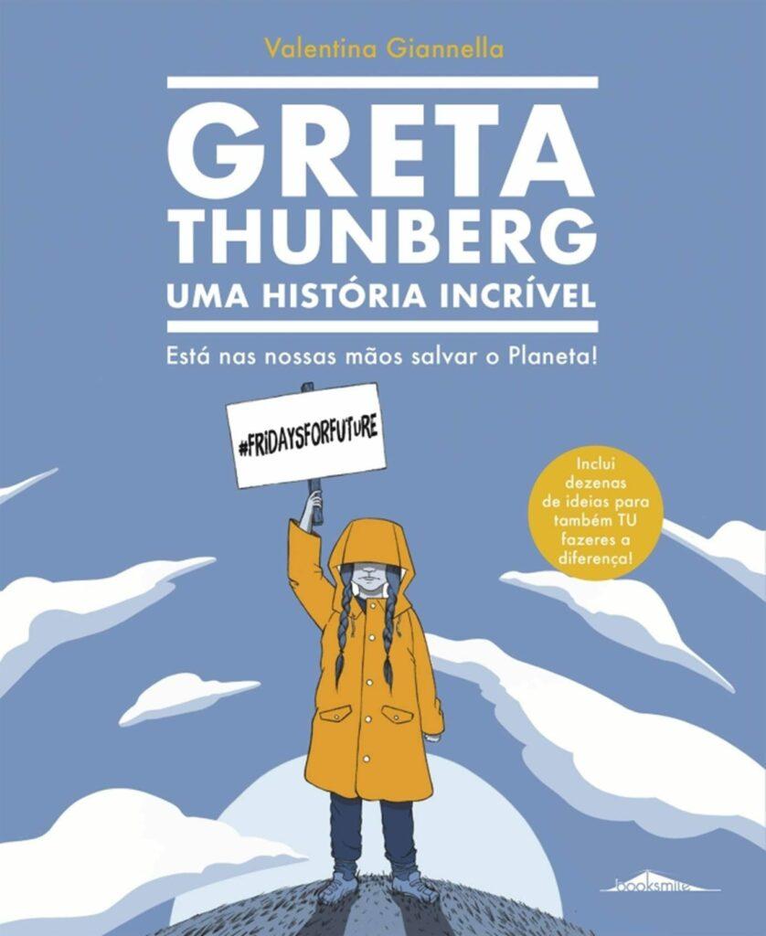 greta thunberg uma história incrível