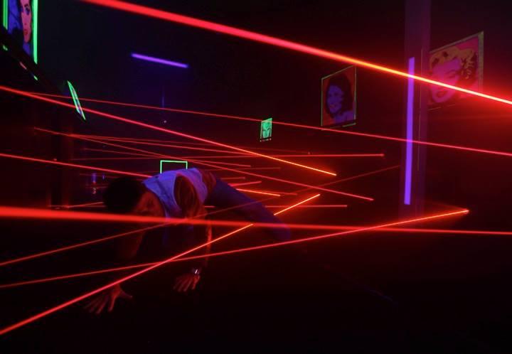 laser maze playbowling cascais