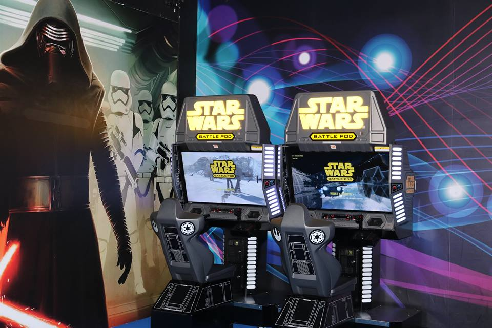 login laser tag arcade star wars
