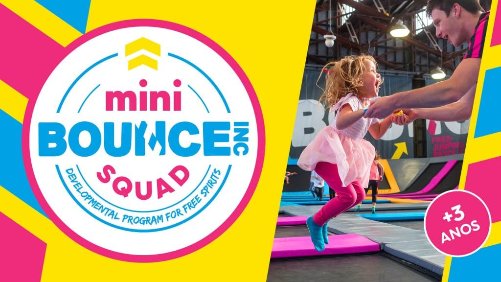 mini Bounce Squad Freestyle Academy