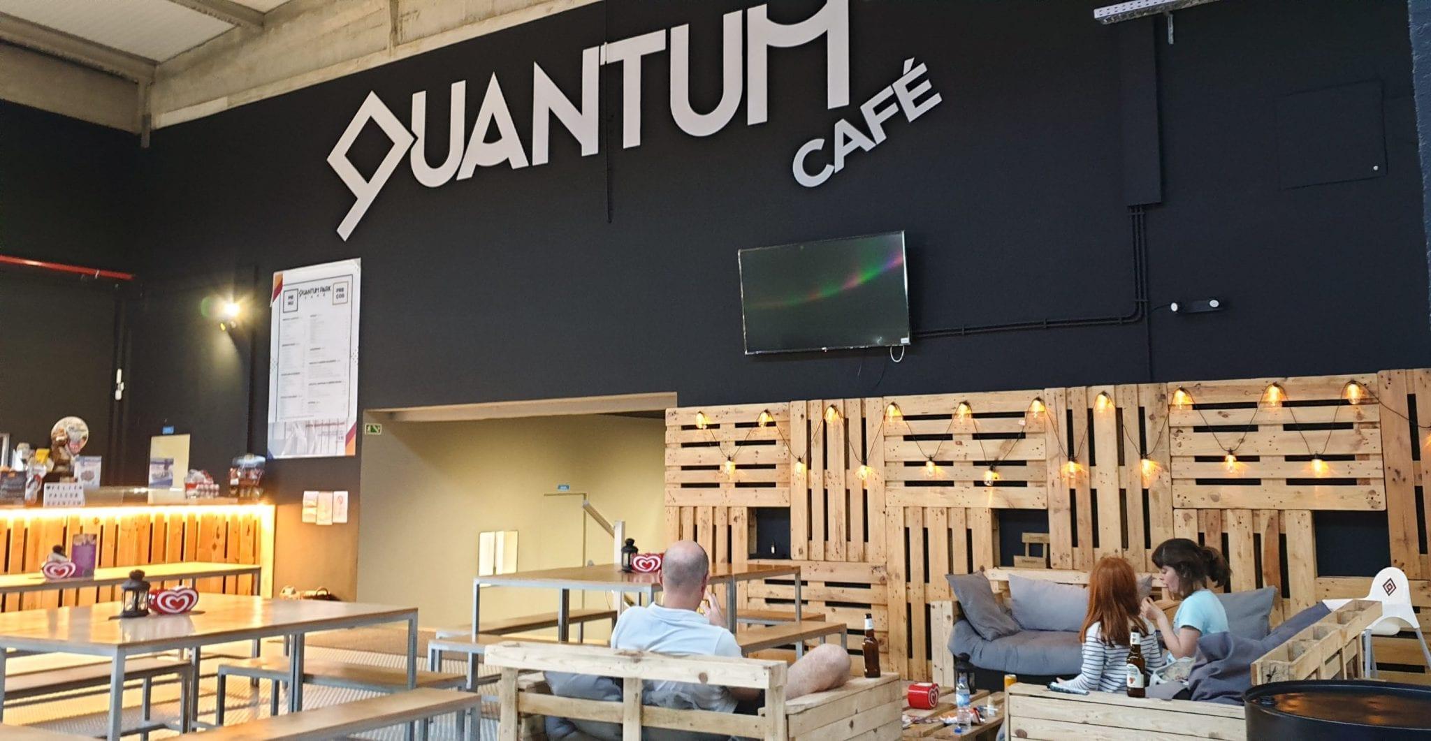 quantum park cafe
