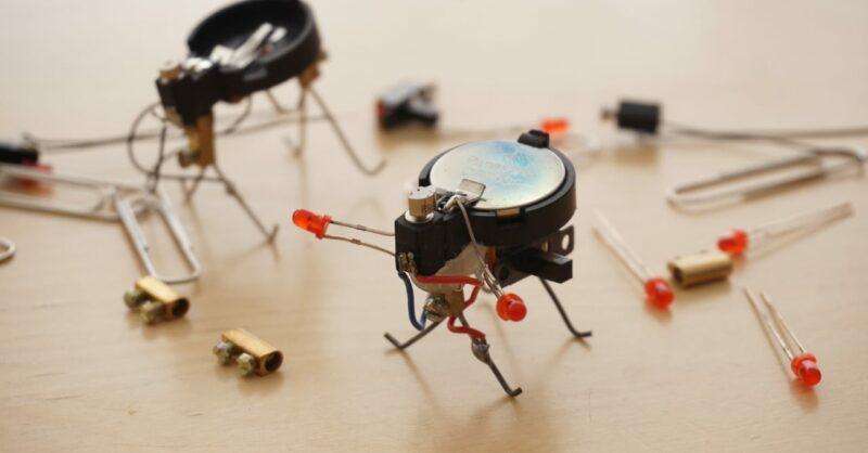 Wigglebots: criem o vosso próprio robot!