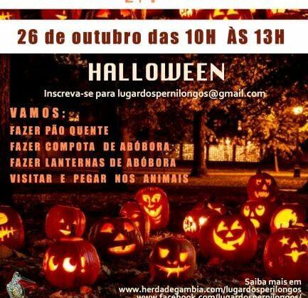 Quinta em Família – Halloween