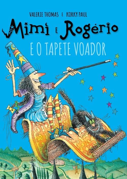 Bruxa Mimi e o Tapete Voador