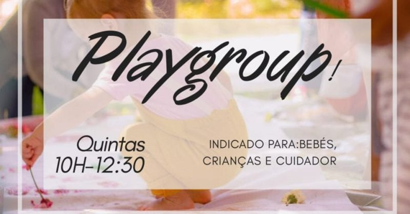 Playgroup Conchas