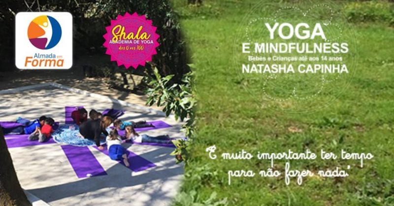 Almada em Forma | Yoga para Crianças