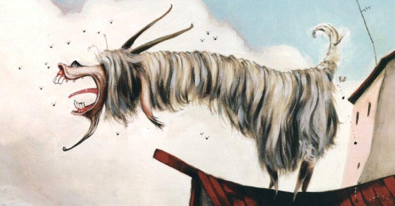 A Cabra Tonta