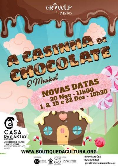 A Casinha de chocolate