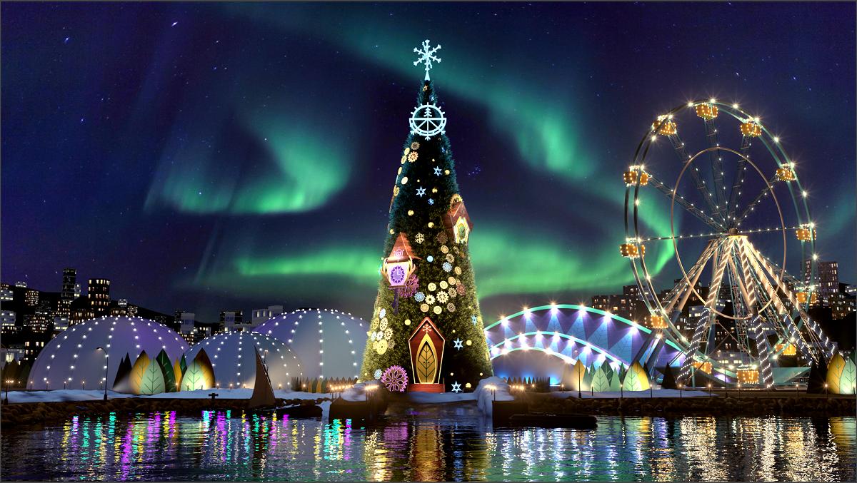 Atrações Capital do Natal