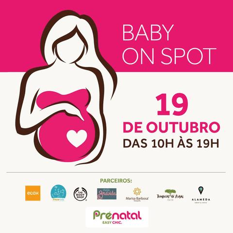 Baby on Spot