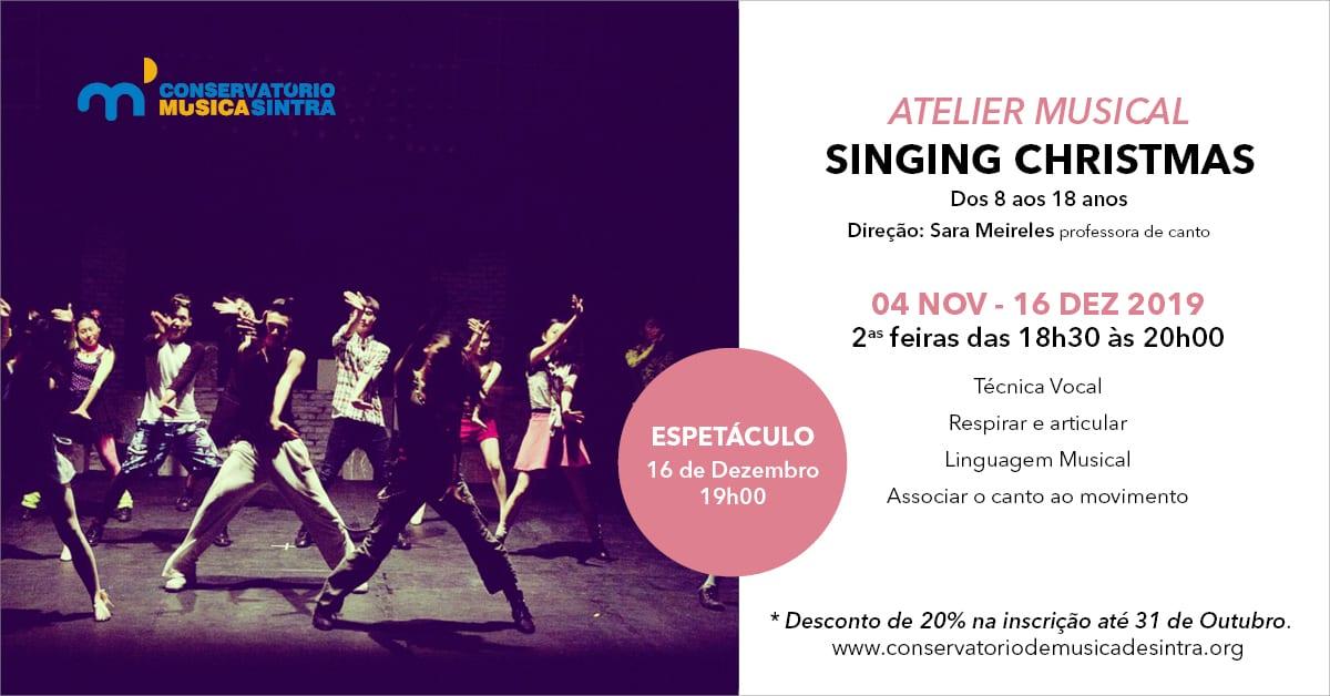 Atelier musical – Singing Christmas