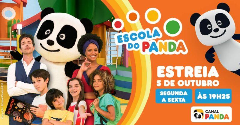 A Escola do Panda está de volta e cheia de novidades!