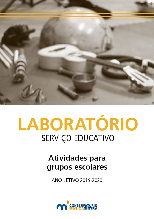 Laboratório  – Serviço Educativo do Conservatório de Música de Sintra 2019-2020
