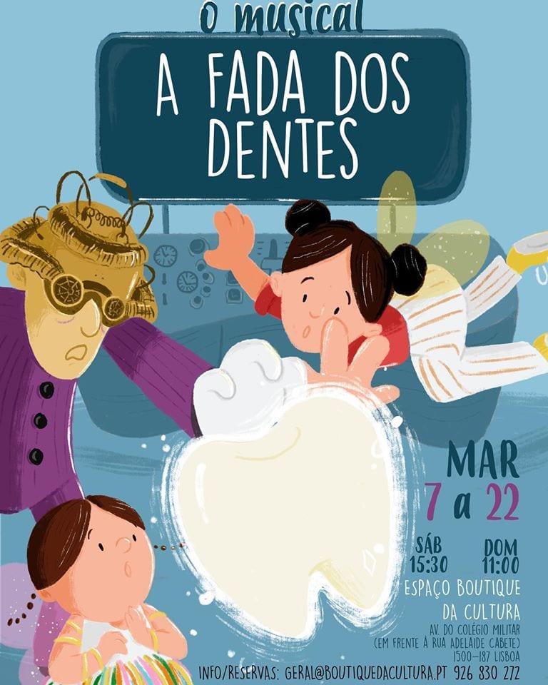Musical Fada dos Dentes