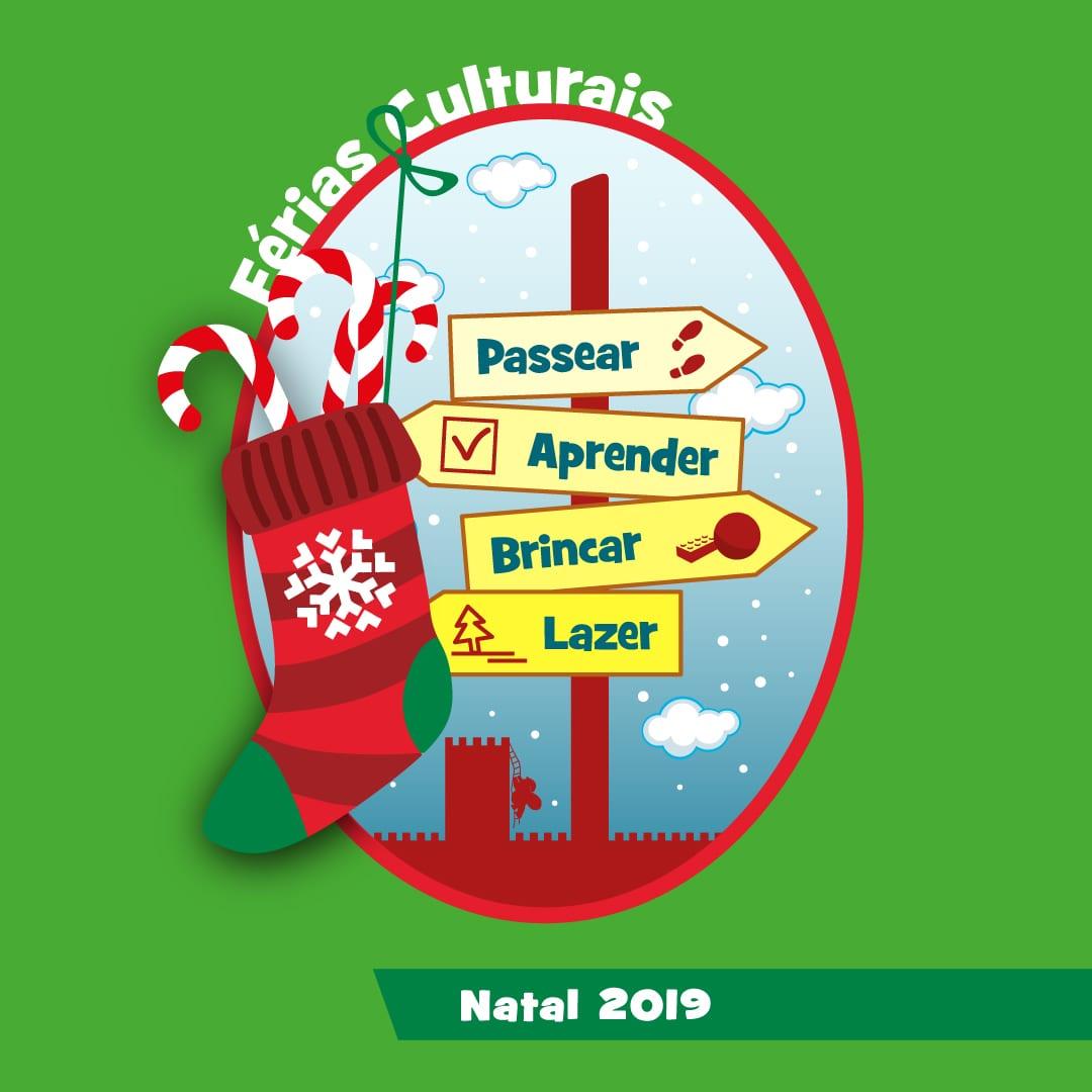 Férias Culturais – Natal 2019