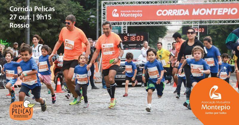 Corrida Pelicas – Uma manhã de desporto e diversão