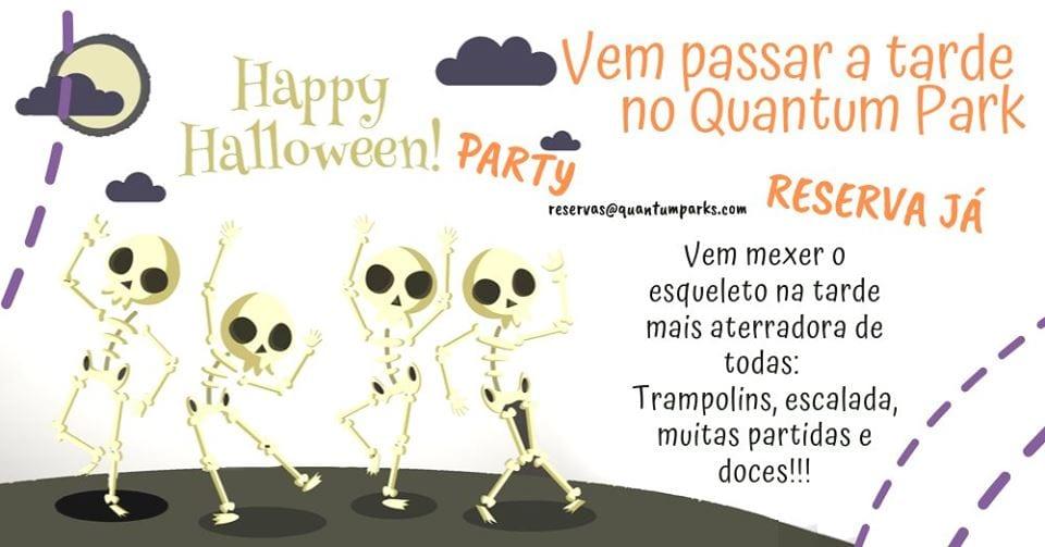 Halloween Quantum Park - Tarde