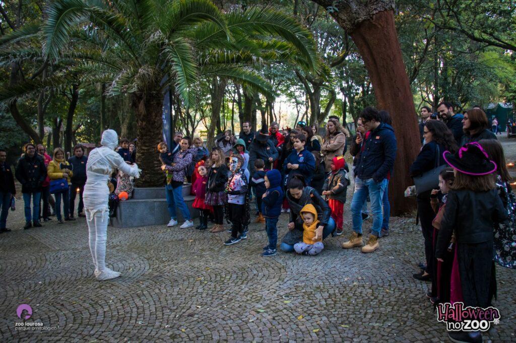 Halloween Zoo de Lourosa