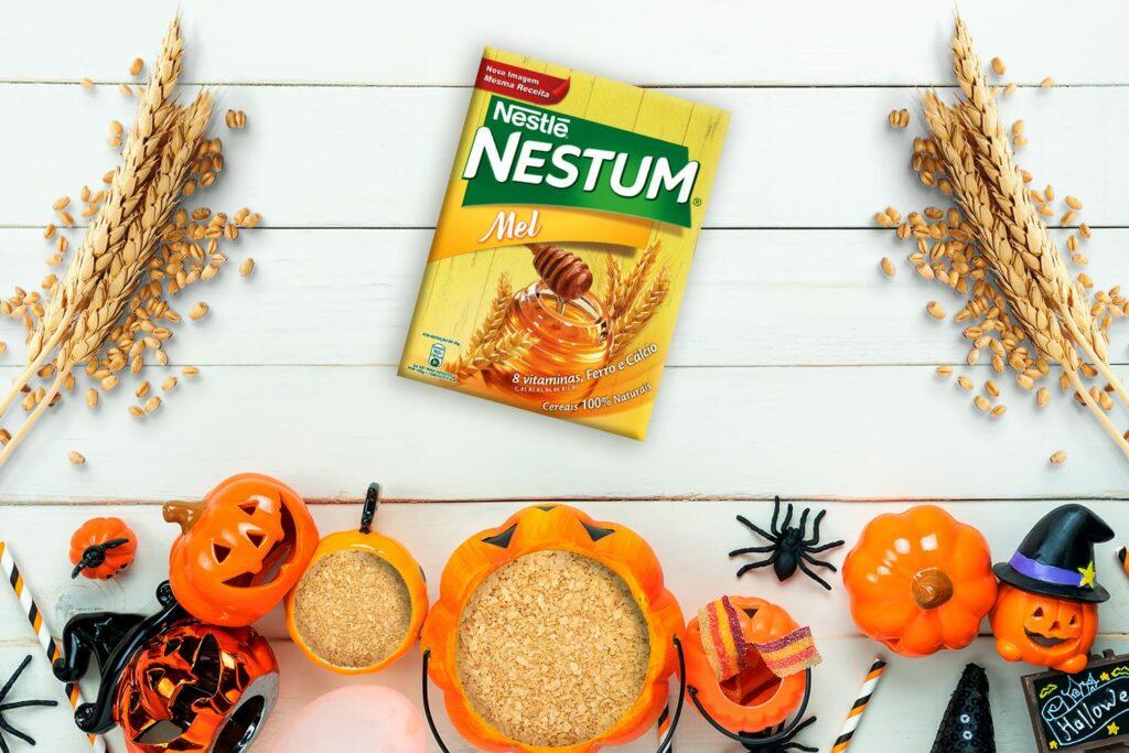 Halloween Nestum