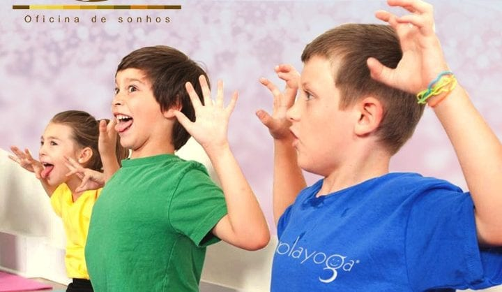Play Yoga – Yoga para Crianças